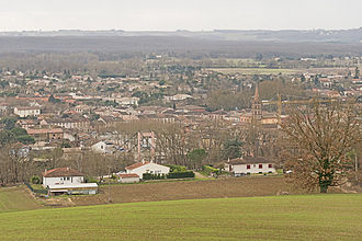 Bessières, Haute-Garonne - Image: Bessieres (Haute Garonne)
