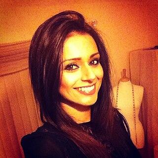 Bhavna Limbachia English actress