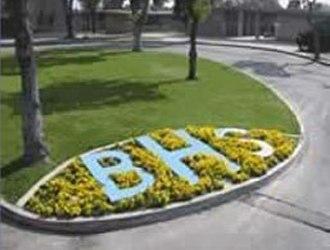 Birmingham High School - Image: Bhs 2014 01 18 20 33
