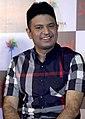 Bhushan Kumar at the launch of 'Simran' trailer.jpg