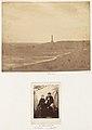 Biaritz; SIr Baldwin Leighton, Miss M. Leighton, Miss Leighton MET DP143531.jpg