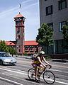 Bicyclist near Union Station.jpg