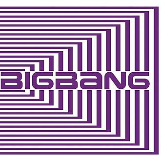 Number 1 (Big Bang album) - Image: Big Bang Number 1