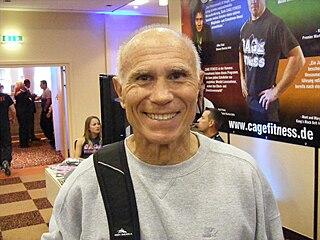 Bill Wallace (martial artist) American martial artist