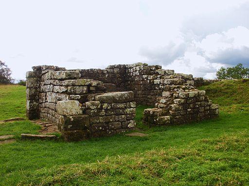 Birdoswald eastern wall