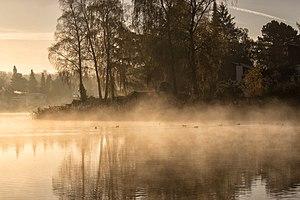 Birkerød - Bikerød Lake