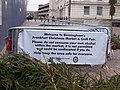 Birmingham Frankfurt Christmas Market - barriers about to be put away (4231301602).jpg