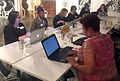 Black lunch table editing in charlotte 1.JPG