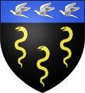 Arms of Quiévelon
