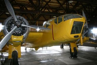 Bristol Bolingbroke - Bolingbroke IVT in the Commonwealth Air Training Plan Museum, Brandon, Manitoba