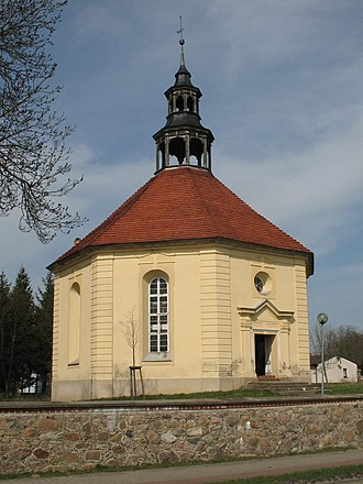 Blumenholz - Church in Weisdin