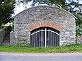 Boathouse at Reena Dhuna - Bawngare Townland - geograph.org.uk - 2440434.jpg
