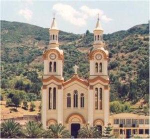 Boavita - Image: Boavita iglesia 7