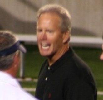 Bob Davie (American football) - Bob Davie in 2009.