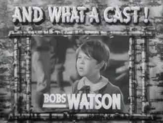 Bobs Watson - Bobs Watson in Wyoming (1940)