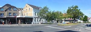 Eppendorf, Bochum - Centre of Eppendorf