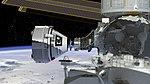 Boeing's CST-100 Starliner spacecraft docking to the ISS.jpg