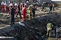 Boeing 737-800 crashed near Imam Khomeini international airport 2020-01-08 25.jpg