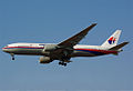 Boeing 777-2H6(ER), Malaysia Airlines JP6696597.jpg