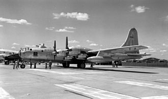810th Strategic Aerospace Division - B-50D from the 97th Bomb Wing, Biggs AFB, early 1950s
