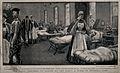 Boer War; a full ward in the Wynberg military hospital, Sout Wellcome V0015582.jpg