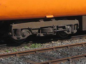 Bogie - BT10 high-speed bogie as used on MK3
