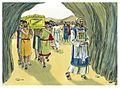 Book of Joshua Chapter 24-7 (Bible Illustrations by Sweet Media).jpg