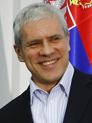 Serbian presidential election, 2012 - Image: Boris Tadic 2010 Cropped