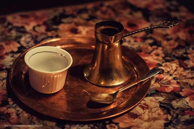 By Michał Huniewicz (Bosnian coffee) [CC BY 2.0], via Wikimedia Commons