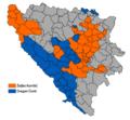 Bosnian presidential election 2018 per municipalities.png