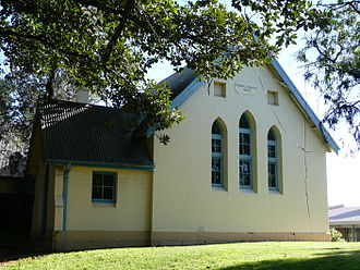 Botany, New South Wales - Botany Public School, Botany Road