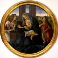 Bottega di Botticelli - Madonna col Bambino e San Giovannino, ca. 1490 - ca. 1505, 201.png