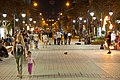 Boulevard Vitosha at night, Sofia PD 2012 18.jpg