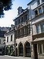 Bourgogne Dijon Rue Chaudronnerie Cariatides 16072009 - panoramio.jpg