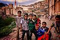 Boys in Jibla, Yemen (14159835344).jpg