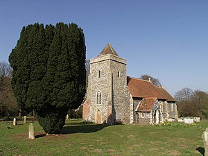Boyton, Suffolk - Image: Boyton church geograph.org.uk 377486
