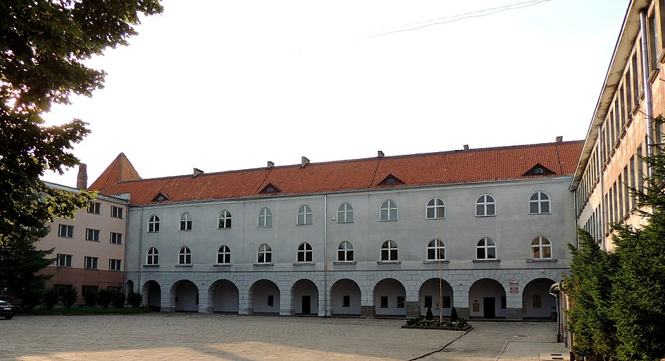 Braniewo Gda%C5%84ska 17 19 Liceum Hosianum