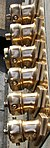 Brass Fire hydrants (15598215851).jpg