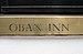 Brass plaque beneath window on Oban Inn, July 2020.jpg