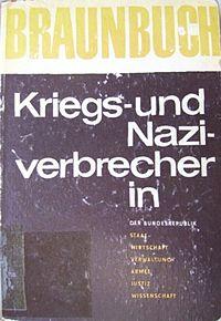 Braunbuch (1965) cover