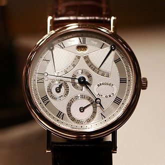 Breguet (brand) - Breguet No. 627 watch