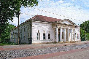 Wilhelm Wagenfeld House - Wilhelm Wagenfeld House