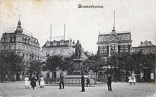 Bremerhaven - Markt - 1908.jpg
