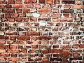 Brick wall in Flemish bond.jpg
