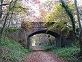 Bridge over the Marriott's Way - geograph.org.uk - 1043958.jpg