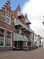 Brielle, brasserie-hotel de Nymph in een monumentaal pand aan de Voorstraat 45 foto1 2011-06-26 13.54.JPG