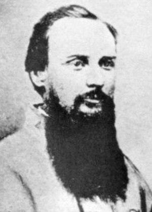 Samuel W. Ferguson - Image: Brigadier General Samuel Wragg Ferguson