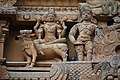 Brihadishwara Temple, Dedicated to Shiva, built by Rajaraja I, completed in 1010, Thanjavur (177) (37239563010).jpg