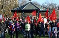 Bristol public sector pensions rally in November 2011 2.jpg