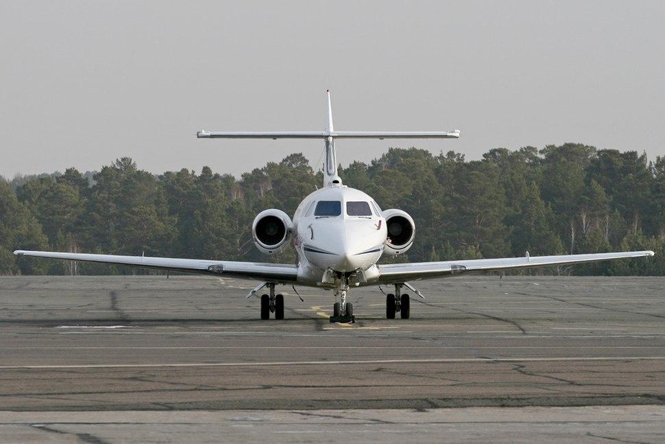 British Aerospace HS-125-700A, Aerolimousine AN1429391